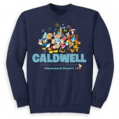Mickey Mouse and Friends Family Vacation Pullover for Kids - Disneyland 2019 - Customized