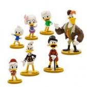 DuckTales Figure Play Set