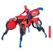 Spider-Man 3-in-1 Spider Cycle
