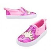 Disney Princess Slip-On Sneakers for Girls