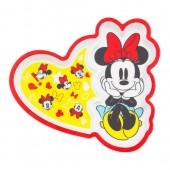 Minnie Mouse Plate - Disney Eats