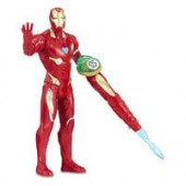Iron Man Action Figure with Infinity Stone - Marvels Avengers: Infinity War
