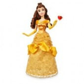 Belle Classic Doll with Ring - Beauty and the Beast - 11 1/2