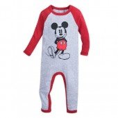 Mickey Mouse Stretchie Sleeper for Baby