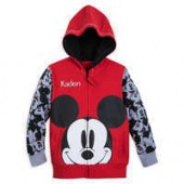 Mickey Mouse Hoodie for Boys - Personalizable