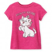 Marie T-Shirt for Girls - The Aristocats