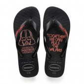 Darth Vader Flip Flops for Kids by Havaianas