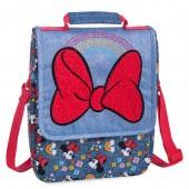 Puppen & Zubehör Disney Hip Bag Minnie Mouse Pouch Waist Bag Belt Black & Green Dotted Puppen