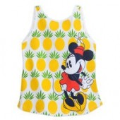Minnie Mouse Pineapple Tank Top for Girls
