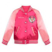 Minnie Mouse Varsity Jacket for Girls - Personalizable