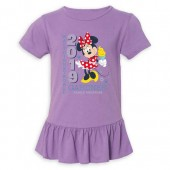 Minnie Mouse Family Vacation Ruffle Tunic for Kids - Walt Disney World 2019 - Customized