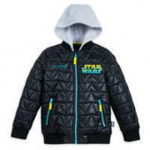 Darth Vader Hooded Jacket for Kids - Personalizable