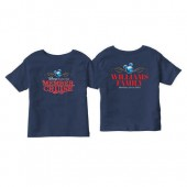 Disney Vacation Club Member Cruise Two-Sided T-Shirt for Kids - Navy - Customizable