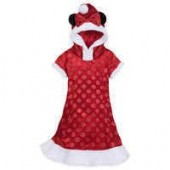 Minnie Mouse Holiday Costume Dress for Kids