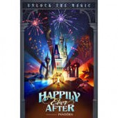 Walt Disney World Happily Ever After Giclee