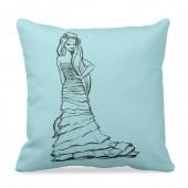 Ariel Pillow - Art of Princess Designer Collection