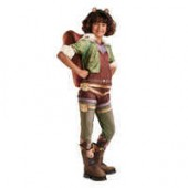Squirrel Girl Deluxe Costume for Kids by Rubies
