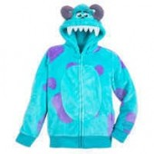 Sulley Costume Zip Hoodie for Kids