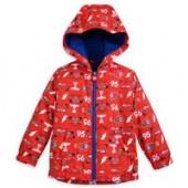 Lightning McQueen Color Changing Rain Jacket for Kids