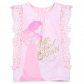Aurora ''Own Your Crown'' Top for Girls