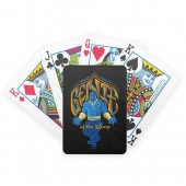 Genie of the Lamp Bicycle Playing Cards - Aladdin - Live Action Film - Customized