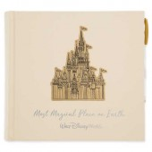 Walt Disney World Faux Leather Photo Album