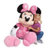 Minnie Mouse Plush - Jumbo