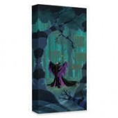 Maleficent Summons the Power Giclee on Canvas by Michael Provenza