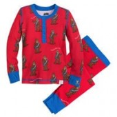 Chewbacca PJ Set - Munki Munki - Kids