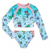 Toy Story Two-Piece Swimsuit for Girls