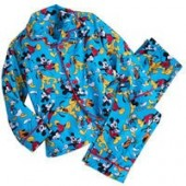 Mickey Mouse and Friends PJ Set For Kids