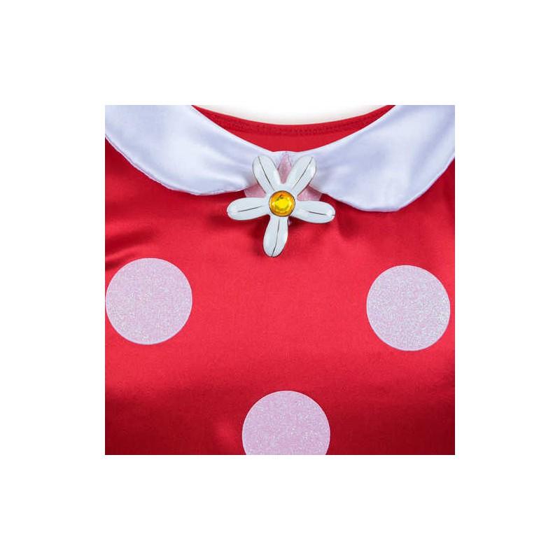 [디즈니] Minnie Mouse Red Dress Costume for Kids