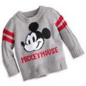 Mickey Mouse Pullover Sweater for Baby