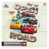 Cars Land Jigsaw Puzzle - Disney California Adventure