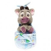 Sven Plush with Blanket Pouch - Disneys Babies - Small