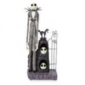 Jack Skellington 25th Anniversary Limited Edition Doll - The Nightmare Before Christmas