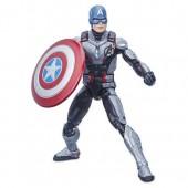 Captain America Action Figure - Legends Series