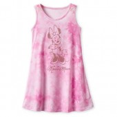 Minnie Mouse Tie-Dye Dress for Girls