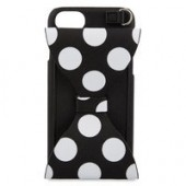 Minnie Mouse Bow iPhone 7/6/6S Crossbody Case