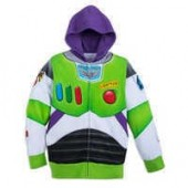 Buzz Lightyear Costume Hoodie for Boys - Toy Story
