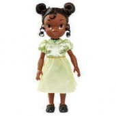 Tiana Toddler Doll - The Princess and the Frog