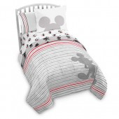 Mickey Mouse 90th Anniversary Comforter Set - Twin & Full/Queen