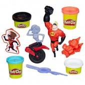 Incredibles 2 Incredible Tools Play-Doh Set