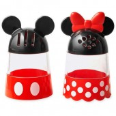 Mickey and Minnie Mouse Cheese and Pepper Shaker Set - Disney Eats