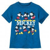 Mickey Mouse Multi-Pose T-Shirt for Boys