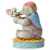 Dumbo and Mrs. Jumbo ''A Mother's Unconditional Love'' Figure by Jim Shore