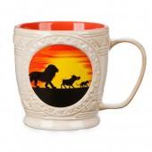 Simba, Pumbaa, and Timon Mug