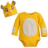 Simba Costume Bodysuit for Baby