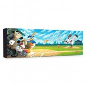 ''Swing for the Fences'' Giclee on Canvas by Tim Rogerson