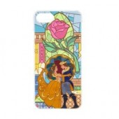 Beauty and the Beast Stained Glass iPhone 7/6/6S Case